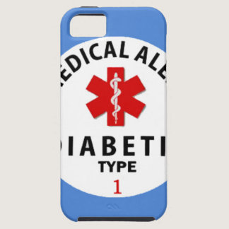 DIABETES TYPE 1 iPhone SE/5/5s CASE