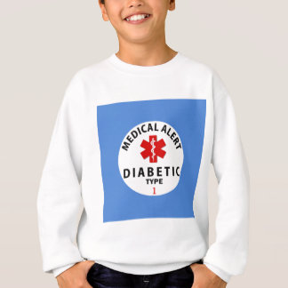 DIABETES TYPE 1 SWEATSHIRT
