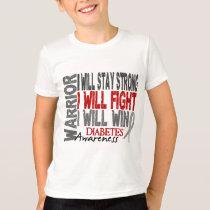 Diabetes Warrior T-Shirt