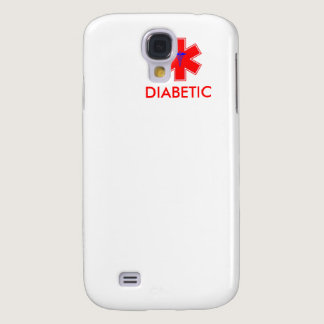 Diabetic Alert - iPhone 3G / 3GS Case - Basic