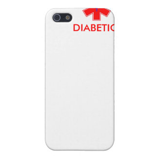 Diabetic Alert - iPhone 4 Case - Basic