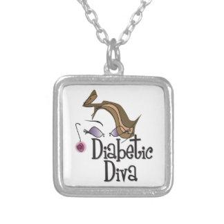 Diabetic Diva Pendant