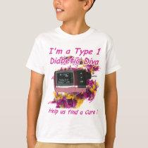 Diabetic Diva T-Shirt