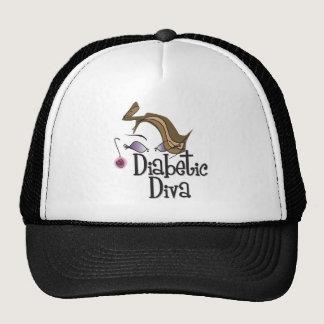 Diabetic Diva Trucker Hat