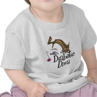 Diabetic Diva Tee Shirt