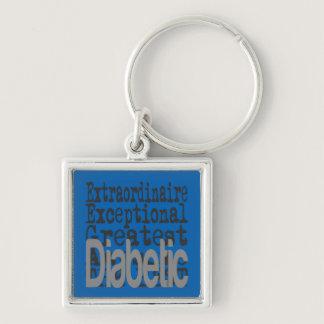 Diabetic Extraordinaire Keychain