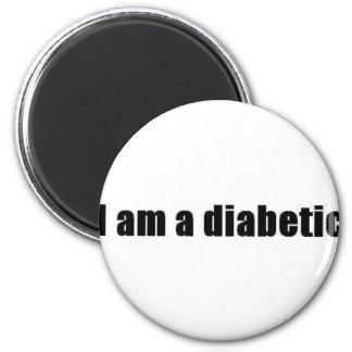 Diabetic Fridge Magnets