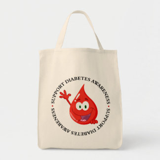 Diabetic Introduction Tote Bag