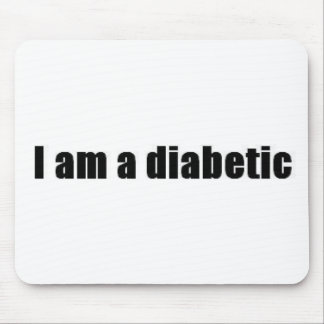 Diabetic Mouse Pad