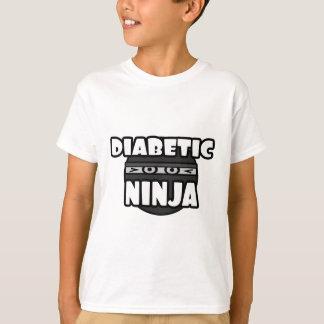 Diabetic Ninja T-Shirt