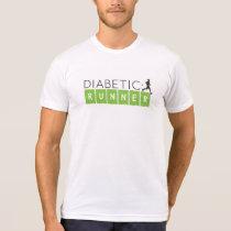 Diabetic Runner T-Shirt