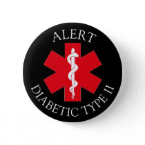 Diabetic Type 2 Alert Button