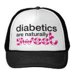 Diabetics are naturally sweet trucker hat