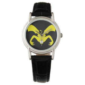 Diablo amarillo relojes