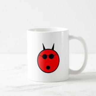Diablo chocado taza