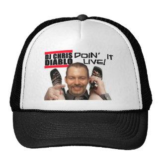 DIABLO COLLECTION 7 TRUCKER HAT