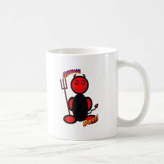 Diablo (con los logotipos) taza