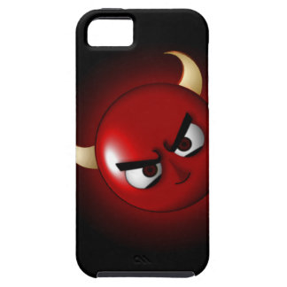 Diablo de Lil iPhone 5 Case-Mate Coberturas