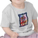Diablo de mármol camiseta