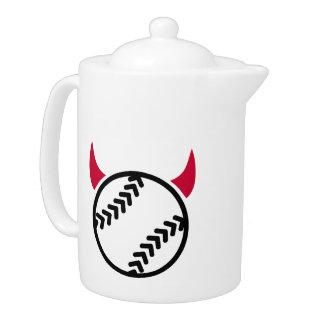 Diablo del softball