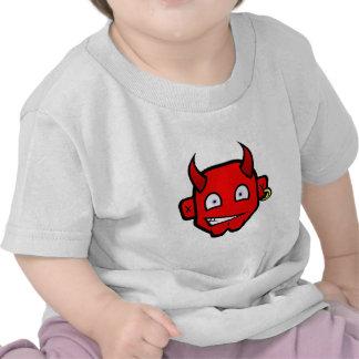 Diablo diabólico del RF - grande Camiseta