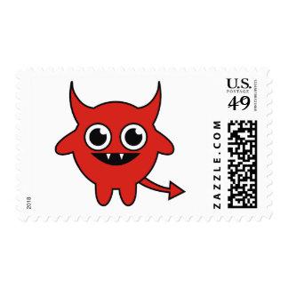 Diablo lindo sello