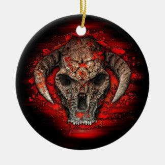 Diablo Christmas Ornaments