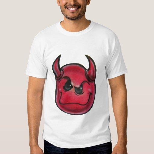 Diablo rojo poleras