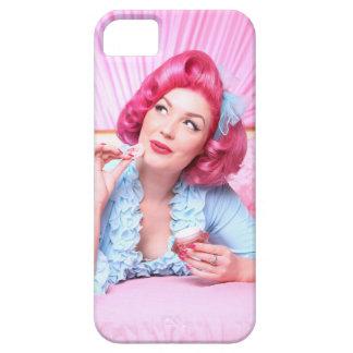 Diablo Rose Pink Boudoir Phone Case