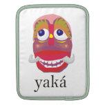 Diablo srilanqués (YAKA) Funda Para iPads