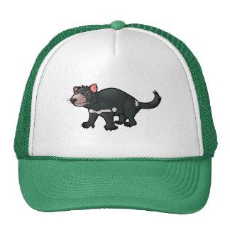 Diablo tasmano gorras