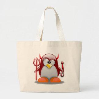 Diablo Tux Linux Tux Bolsa