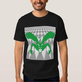 Diablo verde playeras