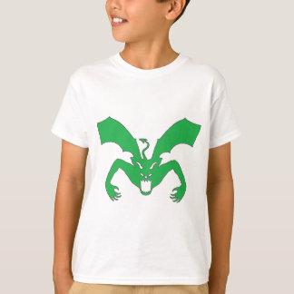 Diablo verde poleras
