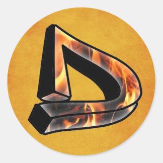 Diablos Empire Sticker