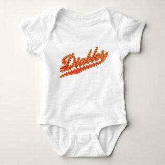 Diablos Script Baby Bodysuit