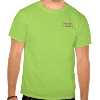Diablos T para hombre del atrevimiento de MWR Camisetas