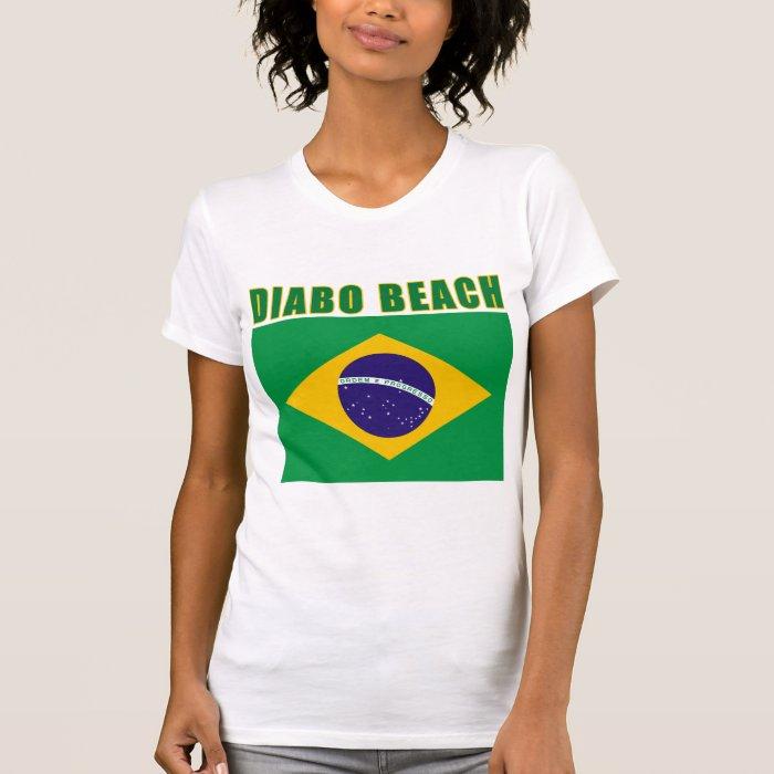 DIABO BEACH Brazil Tshirts, Gifts T-Shirt