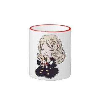 Diabolic Lovers! Ringer Mug