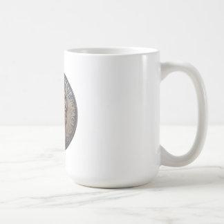 Diabolic medal of RetroCharms Coffee Mug