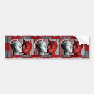 diabolic seduction bumper sticker