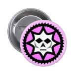 Diabolichix logo pin