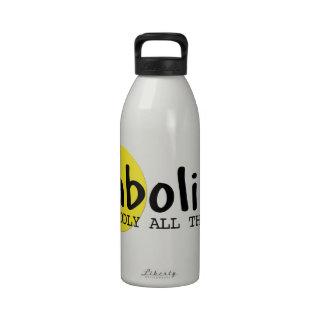 Diabólico Botella De Agua Reutilizable