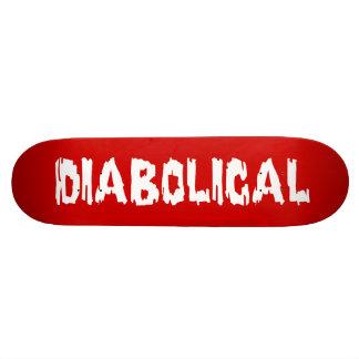 Diabólico Monopatines Personalizados