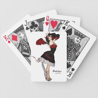 Diabolique Bicycle Poker Cards