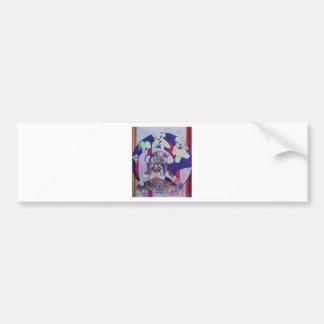 diadelosmuertos4.jpg bumper sticker