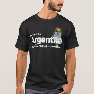 DIADOXOS | Die-hard fan Argentina Athletics T-Shirt