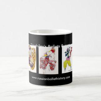 Diaghilev's Ballets Russes Mug