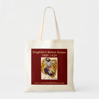 Diaghilev's Ballets Russes Tote