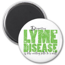 Diagnosing Lyme Disease Magnet